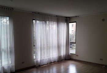 Apartamento en San Antonio, El Restrepo, 3 habitaciones -de 64m2