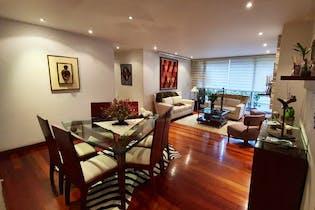 Apartamento en venta en Chicó Reservado de 140m² con Zonas húmedas...