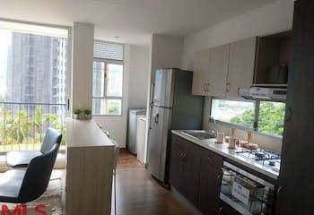 Apartamento en Machado, Copacabana - 76mt, tres alcobas, balcón
