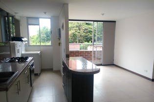 Apartamento en Sabaneta-La Doctora, con 3 Habitaciones - 76 mt2.