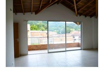 Apartamento en venta en La Ceja, 119m² con Balcón...