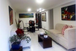 Apartamento en El Poblado-Los Balsos, con 3 Habitaciones - 91 mt2.