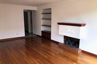Apartamento en Santa Barbara Central- Santa Brabara - 170mt, tres alcobas, chimenea