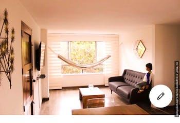Apartamento en Alejandria, Poblado - 89mt, tres alcobas
