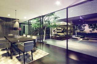 Proyecto nuevo en Quinta Esencia, Casas nuevas en Las Palmas con 3 habitaciones