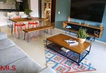 Apartamento en Envigado-El Portal, con 2 Habitaciones - 109.3 mt2.