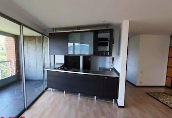 Atoshi, Apartamento en venta en El Tesoro de 3 alcobas