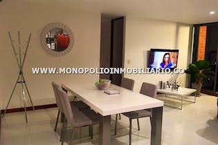 Apartamento en Ditaires, Itagui - 87mt, dos alcobas, balcon