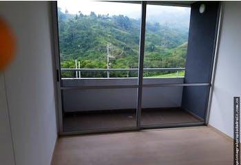 Apartamento en venta en Sector La Aldea, La Estrella de 2 habitaciones