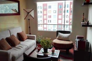 Apartamento en Nueva Marsella, Puente Aranda - 44mt, dos alcobas