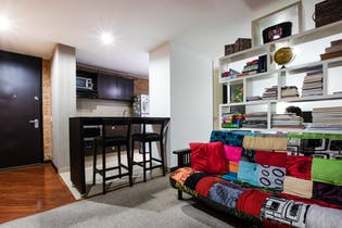Apartamento en venta en Belalcazar 32m² con Solarium...