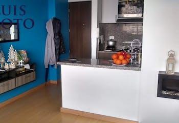 Apartamento en venta en Hayuelos Reservado de 2 alcobas