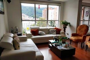 Apartamento en venta en Caobos Salazar 116m² con Gimnasio...