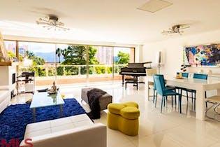 Casa en El Tesoro, Poblado, 5 Habitaciones- 340m2.