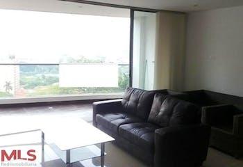 Apartamento en El Poblado-Santa María de los Ángeles, con 3 Habitaciones - 131 mt2.