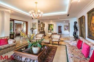 Apartamento en El Poblado-Los Balsos, con 3 Habitaciones - 335.03 mt2.