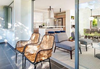 Marroco, Apartamentos en venta en El Esmeraldal con 116m²