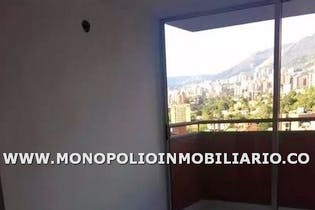 Apartamento en San Rafael, Envigado, Con 3 habitaciones-55mt2