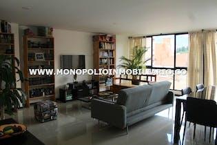 Apartamento en Laureles-Conquistadores, con 3 Habitaciones - 120 mt2.