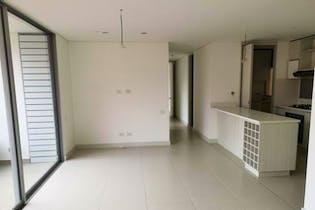 Apartamento en Loma del Chocho, Envigado - 104mt, tres alcobas, balcón