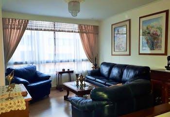 Apartamento en Laureles-Barrio Laureles, con 3 Habitaciones - 127 mt2.