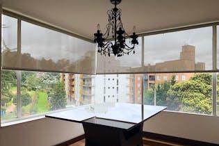 Apartamento En Chapinero Alto-Bogotá, con Zonas húmedas - 94 mt2.