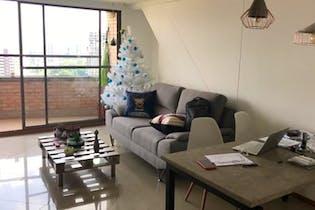 Apartamento en Sabaneta-Aves María, con 2 Habitaciones - 75 mt2.