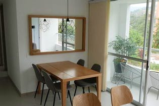 Apartamento en venta en Cañaveralejo, 67m² con Bbq...