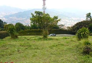 Fuente Clara, Lote en venta en Loma Del Atravezado de 1877m²