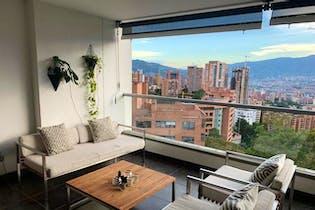Apartamento en El Poblado-El Tesoro, con 2 Habitaciones - 97 mt2.