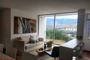 Apartamento en Machado, Copacabana - 78mt, tres alcobas, balcón