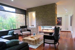 Casa en venta en Vereda El Salitre, 347m² con Gimnasio...