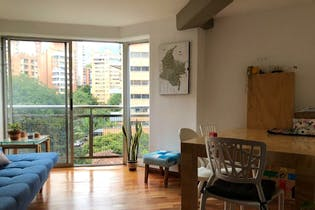 Apartamento en venta en Ciudad Del Río de 2 alcobas