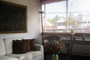 Casa en Contador, Cedritos - 119mt, cuatro alcobas, chimenea