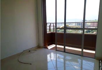 Apartamento en venta en El Porvenir, Itagui. de 2 habitaciones