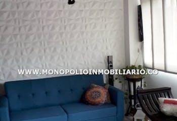 Apartamento en venta en - Prados de Sabaneta de 2 habitaciones