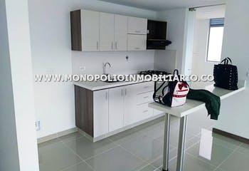 Penthouse en La Doctora, Sabaneta - 115mt, tres alcobas, balcón