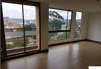 Apartamento, Britalia Norte - 89mt, tres alcobas, dos balcones