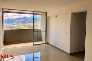 Apartamento en Santa Ana, Bello - 68mt, tres alcobas, balcón