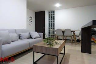 Apartamento en Pueblo Viejo, La Estrella - 69mt, tres alcobas, balcón