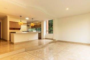 Apartamento en El Campestre, Poblado - 128mt, tres alcobas