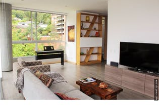 Apartamento Cola del Zorro- el Poblado, 100 mts2- mts2-2 Habitaciones,Zonas húmedas