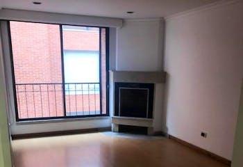 Apartamento Chicó-Rincón del Chicó, con una Habitación - 46 mt2.