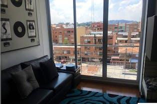 Apartamento en Cedritos-Barrio Cedritos, con 2 Habitaciones - 62 mt2.