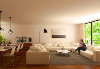 Desarrollo inmobiliario, Splendor Torres Adalid, Departamentos en venta en Narvarte 149m²
