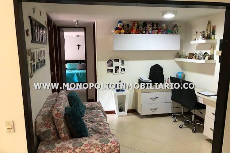 Foto 3 de Apartamento en Castropol, Poblado - Tres alcobas