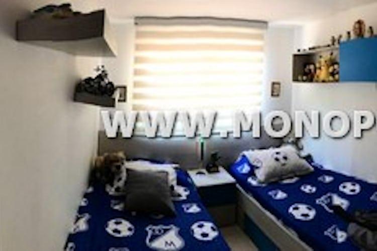 Foto 5 de Apartamento en Castropol, Poblado - Tres alcobas