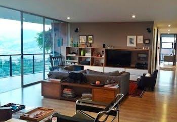 Apartamento en San Lucas, Poblado - Tres alcobas-192mt2