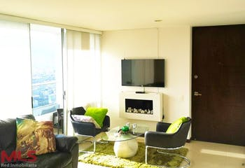 Apartamento en El Poblado-Loma del Indio, con 2 Habitaciones - 74,7 mt2.