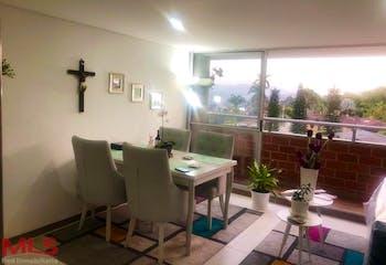 Capella, Apartamento en venta en Cabecera San Antonio De Prado 63m² con Zonas húmedas...